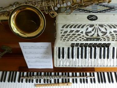 Muziekles Breda
